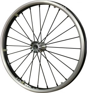 Roda 24'' - Spinergy SLX Sport Light Extreme Preta